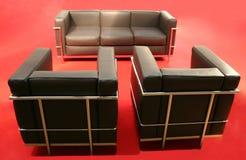 Stuhl amchair verzierenideen Stockfoto