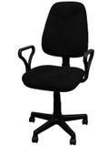 Stuhl auf einem weißen Hintergrund Stockfotos