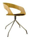 Stuhl getrennt Lizenzfreies Stockbild
