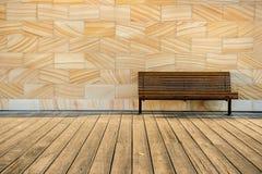 Stuhl im Park Lizenzfreies Stockbild