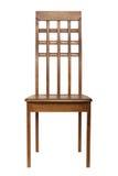 Stuhl lokalisiert Stockbilder