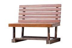 Stuhl lokalisiert auf weißem Hintergrund Stockfotos