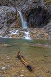 Stuiben waterfall. S near Reutte, Tyrol, Austria Stock Photography
