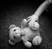 Stuk speelgoed Stock Afbeeldingen