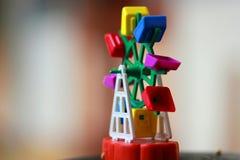 Stuk speelgoed Stock Afbeelding