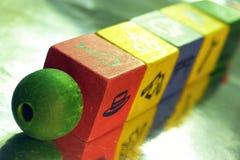 Stuk speelgoed Royalty-vrije Stock Afbeeldingen