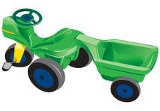 Stuk speelgoed. stock illustratie