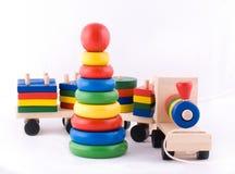 Stuk speelgoed royalty-vrije stock foto's