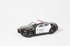 Stuk speelgoed 911 auto Royalty-vrije Stock Foto's