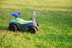 Stuk speelgoed - auto Royalty-vrije Stock Foto's