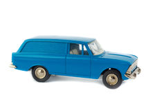 Stuk speelgoed automodel Stock Fotografie