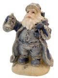 Stuk speelgoed de Kerstman Royalty-vrije Stock Foto's