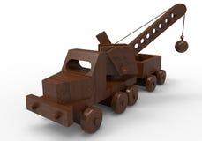 Stuk speelgoed die balkraan slopen Royalty-vrije Stock Foto's