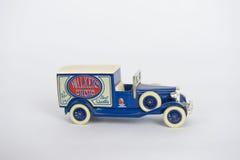 Stuk speelgoed dinky auto royalty-vrije stock fotografie