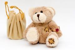 Stuk speelgoed en Ring Royalty-vrije Stock Fotografie