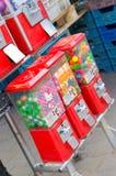 Stuk speelgoed machines Stock Afbeeldingen