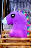 Stuk speelgoed in openlucht royalty-vrije stock afbeelding