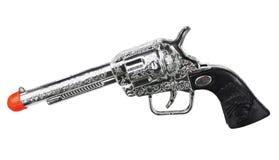 Stuk speelgoed pistool Stock Afbeeldingen
