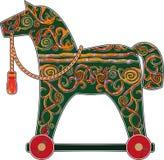 Stuk speelgoed poney Stock Afbeeldingen