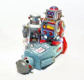 Stuk speelgoed robots Royalty-vrije Stock Afbeelding