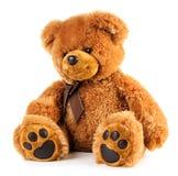 Stuk speelgoed teddybeer Royalty-vrije Stock Foto