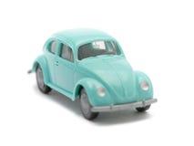 Stuk speelgoed van oude auto Stock Afbeeldingen