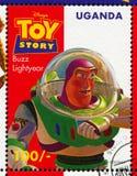 Stuk speelgoed verhaal stock fotografie