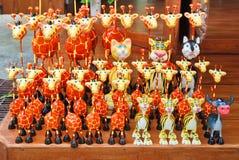 Stuk speelgoed verkoop Royalty-vrije Stock Foto