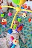 Stuk speelgoed voor aandacht Stock Fotografie
