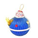 Stuk speelgoed voor een bont-boom van Kerstmis Royalty-vrije Stock Foto