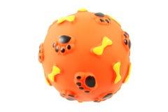 Stuk speelgoed voor hond Stock Afbeeldingen