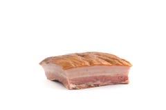 Stuk van bacon royalty-vrije stock fotografie