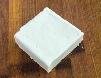 Stuk van boter Stock Foto's