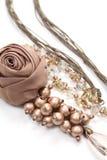 Stuk van halsband Royalty-vrije Stock Foto