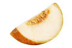 Stuk van Honey Melon Royalty-vrije Stock Fotografie