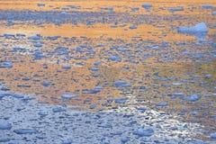 Stuk van ijs royalty-vrije stock fotografie