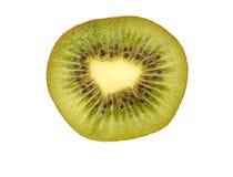 Stuk van kiwi Royalty-vrije Stock Fotografie