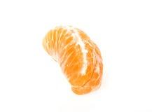 Stuk van mandarijn Royalty-vrije Stock Afbeelding