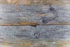 Stuk van oude houten textuurmacro royalty-vrije stock foto