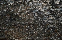 Stuk van steenkool Royalty-vrije Stock Afbeeldingen