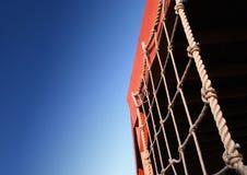 Stuk van vissersboot Stock Fotografie