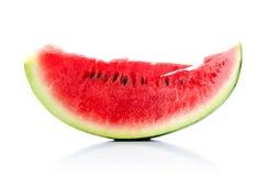 Stuk van watermeloen royalty-vrije stock fotografie