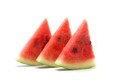 Stuk van watermeloen Royalty-vrije Stock Foto's