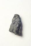 Stuk van zwarte steenkool Stock Afbeeldingen