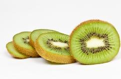 Stukken van een Kiwi Royalty-vrije Stock Afbeelding