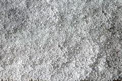 Stukken van zilver stock fotografie