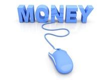 stuknięcie pieniądze ilustracja wektor