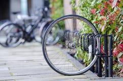 Stulen bicycke Fotografering för Bildbyråer