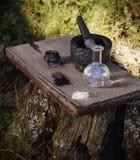 Stump alchemist stock photography