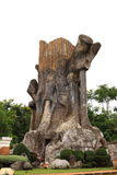 Stump model. The so big Stump model Stock Photos